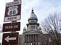 State Capitol - Springfield - Illinois - USA - 01 (32090975183).jpg