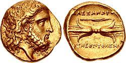Stater, 350-330 BC, Alexander I of Epirus.jpg