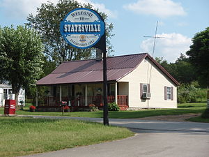 Wilson County, Tennessee - Statesville