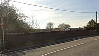 Station Road railway bridge, Storeton 2.jpg