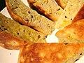 Steamed breakfast bread with banana and earl grey tea leaves.jpg