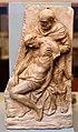 Stefano maderno, nicodemo che tiene il corpo di cristo morto, roma 1605.jpg
