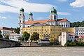 Stefansdom und Alte Residenz, Passau, 07.07.2018.jpg