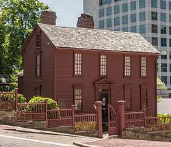 Governor Stephen Hopkins House - Wikipedia