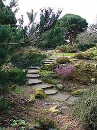 Real jard n bot nico de edimburgo wikipedia la for Jardin botanico edimburgo