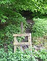 Steps leading from Stainland Road, West Vale - geograph.org.uk - 805277.jpg