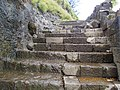 Steps on theLohagadh Fort,Pune.JPG
