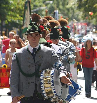Von Steuben Day - Von Steuben Day Parade