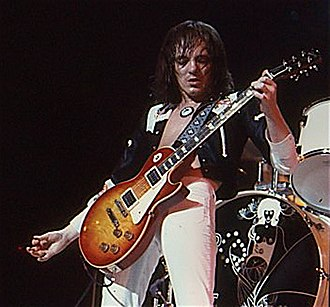 Steve Marriott - Marriott performing with Humble Pie