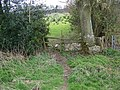 Stile near Sutton Mandeville - geograph.org.uk - 738335.jpg