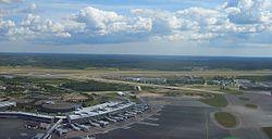Stockholm-Arlanda Airport aerial view.JPG