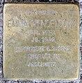 Stolperstein Damaschkestr 28 (Charl) Emma Mendelsohn.jpg