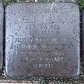 Stolperstein Goch Wiesenstraße 5 Elli Frank.jpg