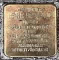 Stolperstein Mendelssohnstr 3 (Prenz) Heinz Behrendt.jpg