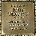 Stolperstein Verden - Joseph Goldschmidt (1884).jpg