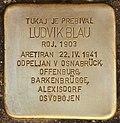 Stolperstein für Ludvik Blau (Lendava).jpg