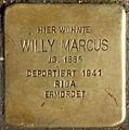 Stolpersteine Krefeld, Willy Marcus (Südwall 34).jpg