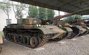 Type 80/88 main battle tank