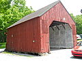 Stover-Winger farm corn crib.JPG