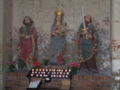 Stralsund, Germany, Marienkirche, PetrusMariaPaulus, um 1440 (2006-09-15).JPG