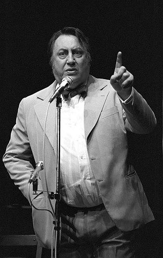 Raymond Devos - Raymond Devos in 1980