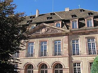 Episcopal Palace (Strasbourg) - Image: Strasbourg Eveché03