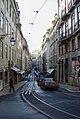 Street in Lisbon 2006 New Year.jpg
