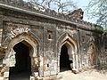 Structure near Jahaz Mahal (3703349892).jpg