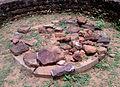 Stupa ruins at Gurubhaktulakonda 02.jpg