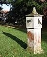 Sundial, Malvern Priory churchyard - geograph.org.uk - 1597642.jpg
