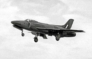 Supermarine - Swift FR.5, Farnborough air show, 1955