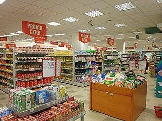 Maxi (Serbian supermarket) - Maxi in Niš