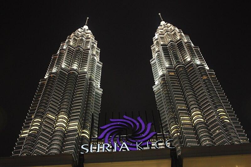 Suria KLCC in Malaysia