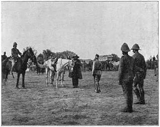 Battle of Paardeberg 1900 battle of the Second Boer War