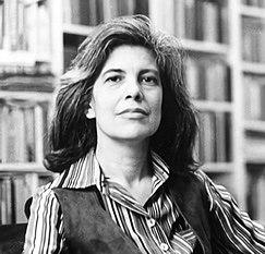 Susan Sontag 1979 ©Lynn Gilbert (headshot)