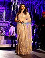 Sushmita Sen walks the ramp for Manish Malhotra at Lakme Fashion Week 2016 (06).jpg