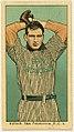 Sutor, San Francisco Team, baseball card portrait LCCN2008677341.jpg