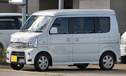 Suzuki Every Wagon PZ Turbo Special Hi-Roof 4WD.JPG