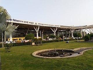 Swami Vivekananda Airport Airport in Chhattisgarh, India