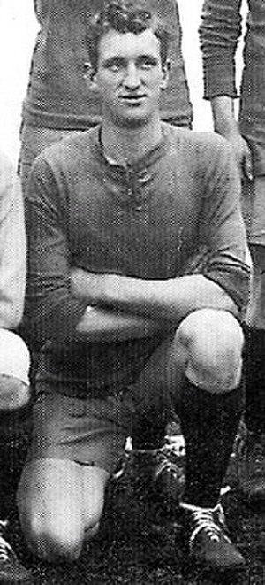 Henning Svensson - Svensson in 1915