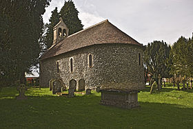Image illustrative de l'article Église Saint-Swithun de Nately Scures