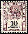 Switzerland Bern 1906 revenue 10c - 73D.jpg