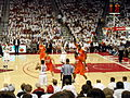 Syracuse at Arkansas, 2012 002.jpg