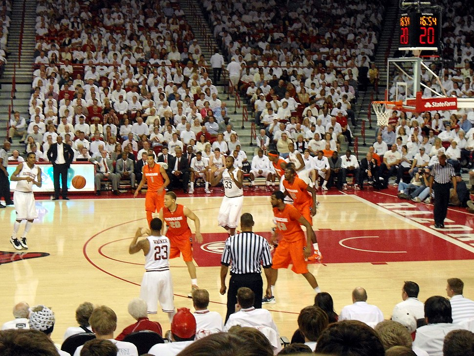 Syracuse at Arkansas, 2012 002