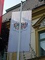 Szabolcs-Szatmár-Bereg County flag, County Hall, 2017 Nyíregyháza.jpg
