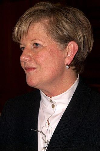 Katalin Szili - Image: Szili Katalin 2009 12 14