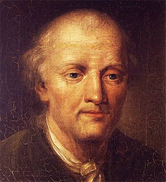 1775 in art - Szymon Czechowicz – Self-portrait, 1775