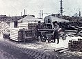 Tüzelő- és építőanyagkereskedelmi Vállalat telepe. Fortepan 17153.jpg
