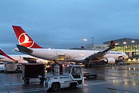 TC-JNT - A333 - Turkish Airlines