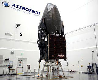 TDRS-12 communications satellite